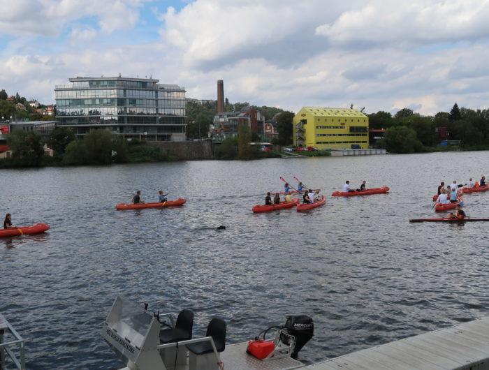sportovní den pro děti pražská regata